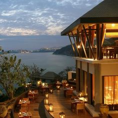 """See the """"Banyan Tree Cabo Marques, Acapulco"""" in our Honeymoon Hotels in Mexico gallery Honeymoon Hotels, Romantic Honeymoon, Honeymoon Destinations, Mexico Honeymoon, Romantic Resorts, Romantic Destinations, Honeymoon Ideas, Dream Vacations, Vacation Spots"""