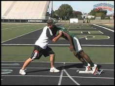 In Mark Brady coached his team to a State Championship in Texas and has some great advice to offer your sprinters on their starts. Speed Training, Sports Training, Track Workouts For Sprinters, How To Sprint Faster, Sprinter Workout, Track Drill, Speed Workout, Running Techniques, Track Quotes