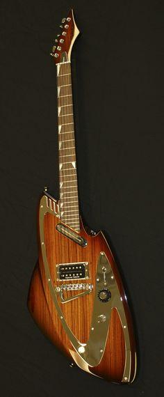 J. Backlund Design JBD-100 #oneofakind #electric #guitar