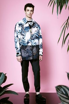 Opening Ceremony Spring-Summer 2015 Men's Collection