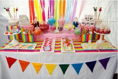 Tavolo Compleanno Bambina : 77 fantastiche immagini in decorazioni compleanno su pinterest nel