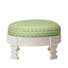 I love this ottoman but it is WAY overpriced!  Maybe I can find recreate it out of something cheaper.