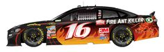 #16Greg Biffle in his new sponsor for next yr,ORTHO Fire Ant Killer FORD,needing to win!