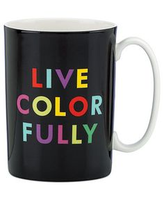 Gifts for Mom under 25: kate spade new york Mugs BUY NOW!