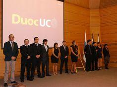 Ceremonia de Titulación Sede Melipilla Junio 2013 #TitulacionesDuocUC2013