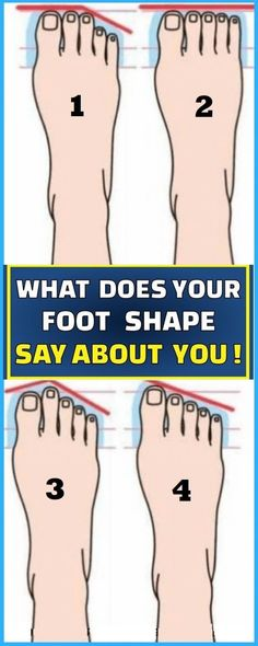 We all have different feet and toes, but no one actually thinks about what it might means and does it connect with our personality in any way. Apparently, the shape of your foot can say a lot about… Good Skin Tips, Clear Skin Tips, Womens Health Care, Get Healthy, Healthy Recipes, Natural Health Tips, Shape Of You, Holistic Wellness, Lose Weight Naturally