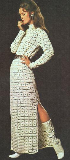 INSTANT DOWNLOAD PDF Vintage Crochet von PastPerfectPatterns