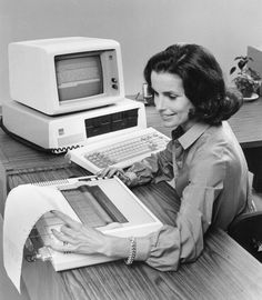 IBM PC 5150, 1981