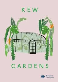 Image result for kew gardens posters