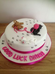 ... Cat Cakes And Other Cat Edibles on Pinterest  Cat Cakes, Kitten Cake
