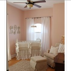 Dream girl nursery