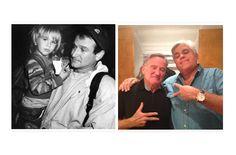 O instagram de Robin Williams, fotos com os filhos e com celebridades - Blue Bus