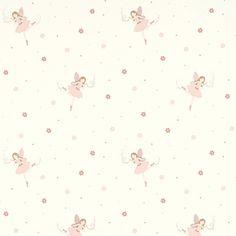 Laura Ashley Duvar Kağıdı - Mılle Wallpaper Pınk - MarkaBul.com