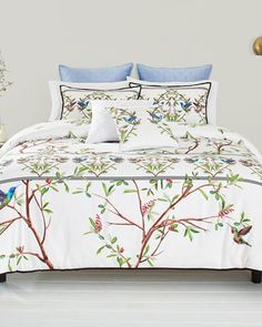 Shop designer duvet covers and sets at Horchow. Browse our elegant selection of duvet covers and sets in fine fabrics. King Duvet Set, Twin Comforter Sets, King Duvet Cover Sets, King Comforter, Queen Duvet, Duvet Sets, Duvet Covers, Ted Baker, King Size Comforters