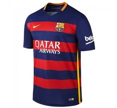 c3b75a6d9 Nike Barcelona Home Stadium Jersey 15 16. Barcelona StoreFc  BarcelonaBarcelona JerseysBarcelona SoccerFootball ...