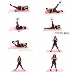 The Best Thigh Exercises for Tight, Toned Thighs The Best Thigh Exercises for Tight, Toned Thighs,Fitness The Best Thigh Exercises for Women by Trainer Christina Carlyle Chest Workout Women, Fitness Workout For Women, Body Fitness, Physical Fitness, Workouts For Women, Weights Workout For Women, Fitness Couples, Workout Videos For Women, Woman Fitness