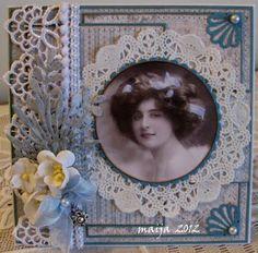 bigm: vintagekortteja