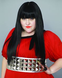 Punk Fashion, Curvy Fashion, Big And Beautiful, Beautiful People, Cheap Club Dresses, Beth Ditto, Lady In Red, Style Inspiration, Female