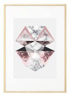 Framed Artwork 30x40cm