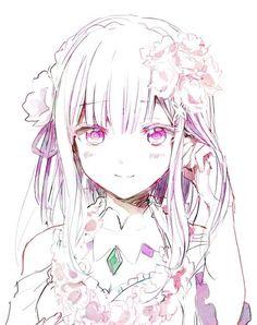 Read Re:Zero from the story ♥ Anime + My Art ♥ by with 292 reads. RE: ZERO - Ram & Rem Manga Anime, Manga Girl, Anime Art, Anime Girls, Anime Girl Cute, Anime Girl Drawings, Manga Drawing, Art Drawings, Beautiful Anime Girl