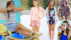 Back To School Outfits & Hairstyles! Ideas for Back To School 2014 maybaby/megDeAngelis