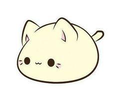 Ice Cream Cat Original Art Brooch Kawaii Kitten Illustration Cat