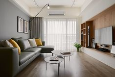 The Best 2019 Interior Design Trends - Interior Design Ideas Condo Living, Living Room Modern, Home Living Room, Living Room Decor, Apartment Interior, Apartment Design, Interior Design Living Room, Living Room Designs, Sala Grande