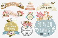 Floral Soul Bundle - 85% Off by Mia Charro on @creativemarket