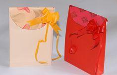 ¿No tenés a mano una bolsa para envolver un regalo? No te preocupes en este artículo te enseñamos a hacer una bolsa rápida y sencilla