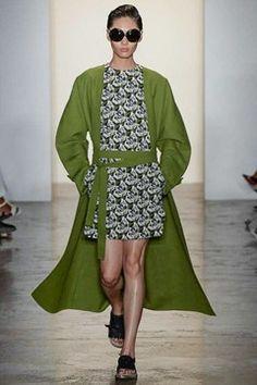 Peter Som womenswear, spring/summer 2015, New York Fashion Week