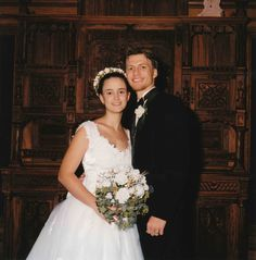 Shane and Melissa Gray met their  freshman year at RC. He proposed by singing a country love song to her in front of everyone at RC's Winter Banquet their senior year. They were married May 27, 2000.