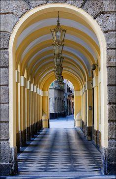Centro de Cadiz, Spain
