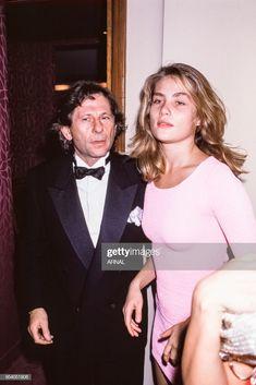 News Photo : Roman Polanski et Emmanuelle Seigner lors d'une. Roman Polanski, Emanuelle Seigner, Paris, Hollywood Stars, Still Image, Movie Stars, The Outsiders, Lost, News