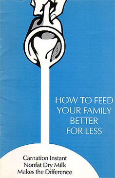 30 Recipes from the recipe booklet: How to Feed Your Family Better for Less, Carnation Company, 1975 - Recipelink.com