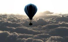 Fototapeta Zmywalna Balon na niebie 365 dni na zwrot ✓ Miliony wzorów ✓ 100% ekologiczny druk ✓ Profesjonalna obsługa i doradztwo ✓ Skonfiguruj online!