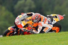 MotoGP - Vídeo: A pole position de Márquez em Aragón
