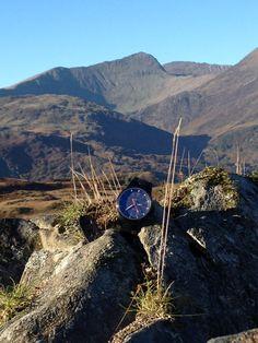 Cai's MX10-300T with Mount Snowdon (Yr Wyddfa) in the background. Gwynedd