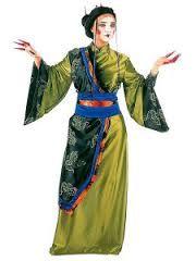 Egeria Kimono Lean, ivory, L-xl EgeriaEgeria - Christmas Deesserts Satin Kimono, Costume Geisha, Costume Chinoise, Strand Kimono, Creative Makeup, Insta Makeup, Fashion Bags, Halloween Costumes, Happy Halloween