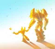 Optimus - Bumblebee