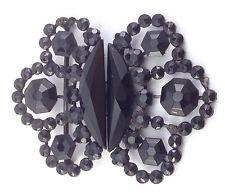 Vintage Black Rhinestone French Lace Bead Flower Belt Buckle Jewelry  http://www.ebay.com/itm/Vintage-Black-Rhinestone-French-Lace-Bead-Flower-Belt-Buckle-Jewelry-/141683643495?pt=LH_DefaultDomain_0&hash=item20fd00d467