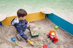 Le doux souvenir du carré de sable