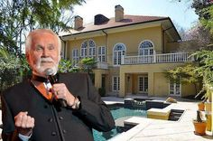 Buy Kenny Rogers' Ostentatious Mega-Manse For $4.8M  Country legend Kenny Rogers is packing up his cowboy boots and selling off this 11,964-square-foot Mediterranean estate in Sandy Springs, Ga. to the tune of $4.8M. While it's, uh, certainly not the most subtle house on the block—about five Sistine Chapel-esque murals,