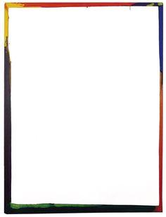 Acrylic on canvas Сэм Фрэнсис