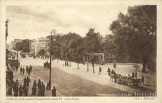 Lublin 100 years ago Poland