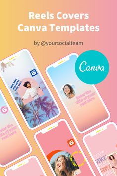You don't have to compromise aesthetic to share your Reels or Instagram Lives as IGTV videos to your feed with these 30 beautifully designed Instagram covers. Instagram Life, Instagram Ideas, Selling On Instagram, Text Animation, Video Background, Email Templates, Etsy Seller, Gifs, Backgrounds