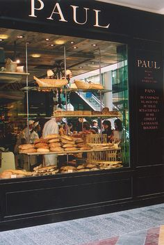 Paul Bakery, French Bakery in Penn Quarter and Georgetown - Washington DC Restaurants and Dining - DonRockwell.com