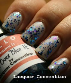 Lacquer Convention: Don't Over Blue It