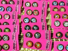 New little earrings...  Info: lintu.nakit@gmail.com