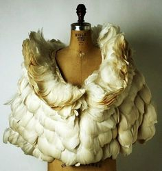 feather stole