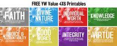 YW Printables